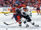 Oilers dominate Sharks to level series