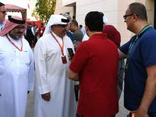 Bahrain Crown Prince hails F1 boost to economy