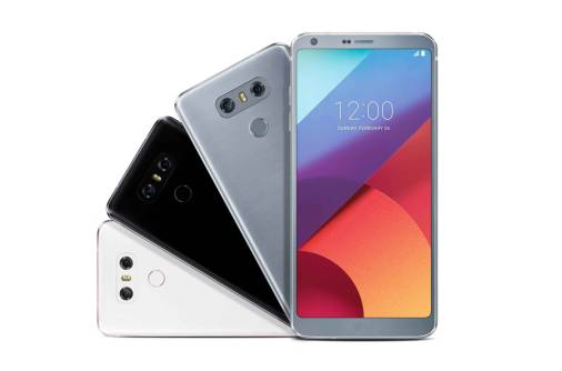 First look: LG G6