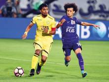Third now out of Al Ain's hands