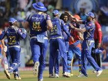 Pics: Mumbai beat Gujarat by 6 wickets in IPL