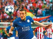 Vardy looks to pen another fairytale