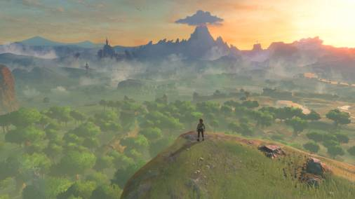 You should play the latest Zelda right now