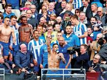 Brighton's Knockaert ready for another top shot