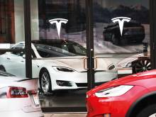Saudi funds in possible talks to invest in Tesla