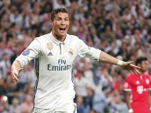 Ronaldo wants boo boys to stop after Real rescue