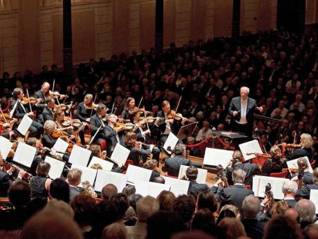 Chamber orchestra of europe comes to the uae for Chamber orchestra of europe