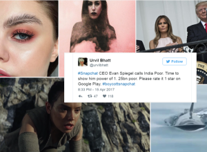 April 2017: 6 Viral topics this week