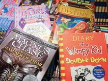 'Dorky' and 'Wimpy' captivate young readers
