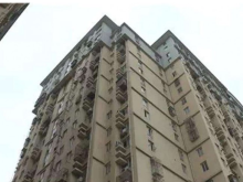 Boy, 7, survives high-rise jump with umbrella