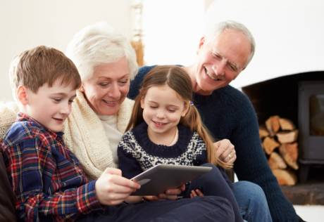 Was life more simple for our grandparents?