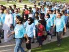 Autism awareness walk attracts large crowd
