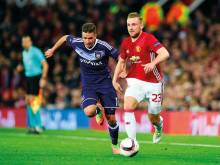 Shaw desperate for playing time from Mourinho