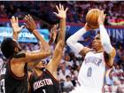 Westbrook helps Thunder down Rockets