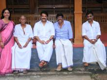 Mohanlal revisits ancestral home after 30 years