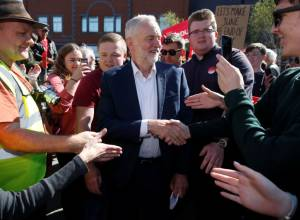 Britain's Labour needs a smart doorstep army