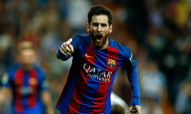 Messi gives Barcelona dramatic win over Madrid