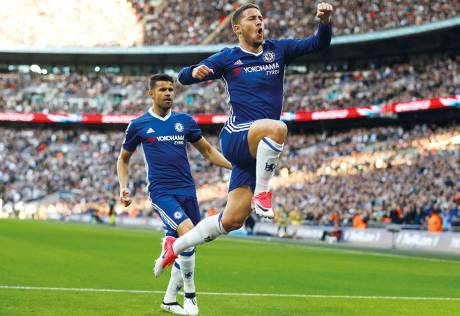 Chelsea look to refocus after FA Cup triumph