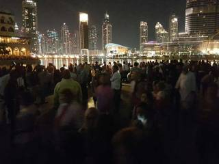 90-minute blackout hits Dubai Mall
