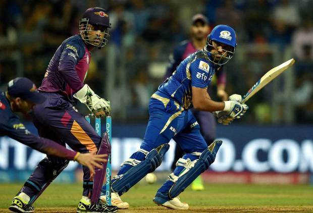 Pune snap Mumbai Indians winning run