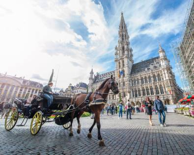 Top 10 reasons to travel to Brussels