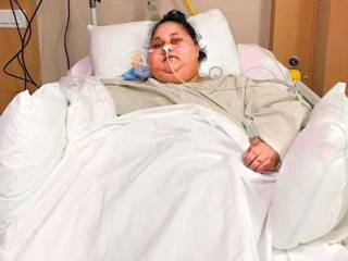 Heaviest woman's sister seeks UAE help