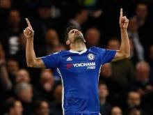 Costa hits brace as Chelsea beat Southampton