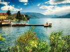 The magic of Lake Como