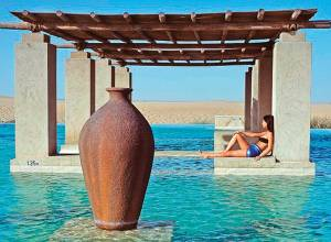 Bab Al Shams Relaxed Couple spa review