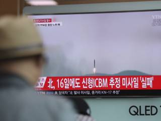 North Korea defies US with new missile launch