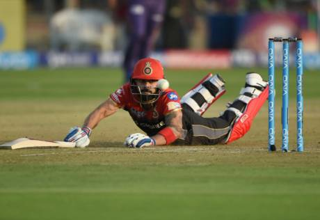RCB not in race for play-offs anymore: Kohli