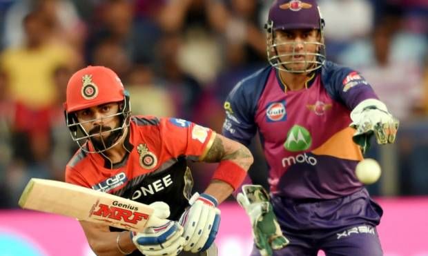 Pics: Pune dash Bangalore's hopes of play-offs