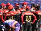 Bangalore players failed to play as a team