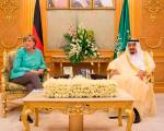 Merkel in Jeddah ahead of UAE visit