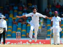 Windies pair put Pakistan behind on day one