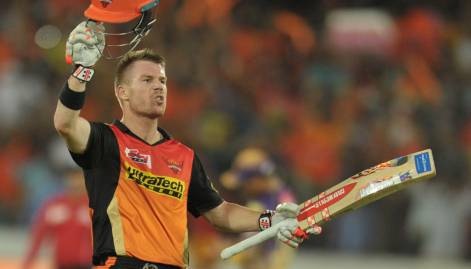 Pics: Hyderabad beat Kolkata by 48 runs in IPL