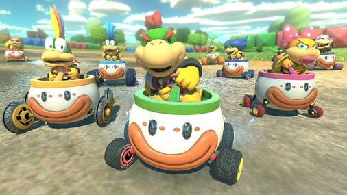 Review: 'Mario Kart 8 Deluxe' takes poll