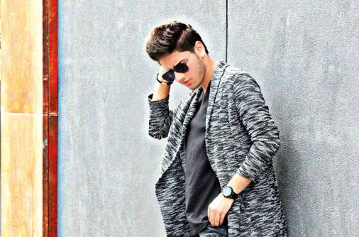 Trendy guy spotted in UAE: Raihan Hamid