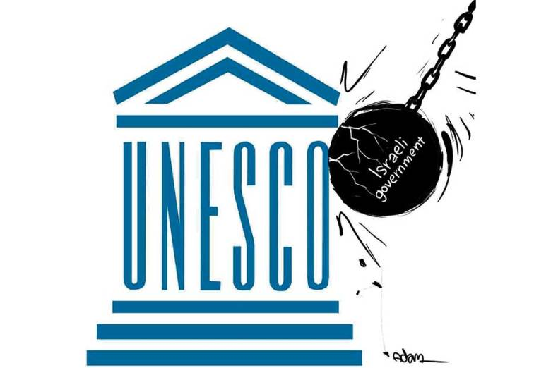 israeli-government-and-unesco