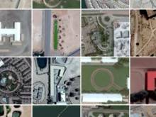 Man finds alphabets in Dubai from space