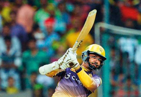 Narine and Lynn star in KKR's win over RCB