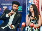 Arjun Kapoor and Shraddha Kapoor talk love