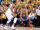 Curry leads Warriors rout of Jazz