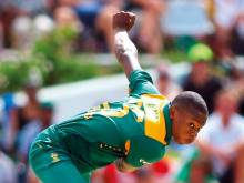 Tearaway Rabada wants to stay the course