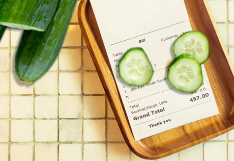 Pay with a cucumber at these 35 Dubai venues