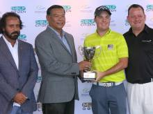 Weber wins wire-to-wire at Mountain Creek Open