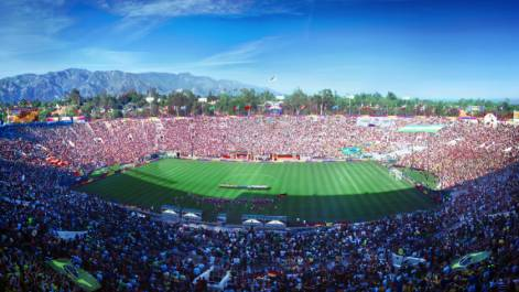 Imagining the Los Angeles 2024 Olympics