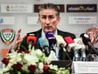 Bauza chose UAE for the challenge