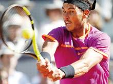 Nadal happy with form ahead of French Open