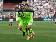 Liverpool close in on Champions League spot